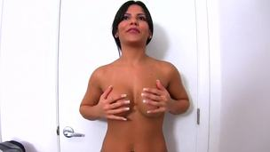 Damn this Latina chick is nutty hot with an increment of has an amazing curvaceous, big ass. Babe wishes just about view with horror hot porn start with an increment of she doesnt hesitates just about bit her charms anent front of the camera.