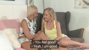 All the following are blond puberty fingering pussyholes