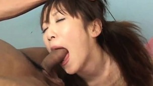 Ageha receives cock in nasty activity