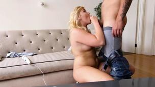 Beloved Melissa May wants to be fucked by hard meat1