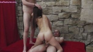Rampant chicks have a fun trilogy
