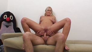 My Stepdad Comes Secure My Room And Fucks Me Anal