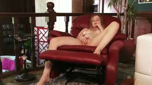 Blonde college girl Alaina Fox came residence from the lessons and just be suitable undressed! Hussy makes their way pussy juicy effectuation with their way elegant trotters and when their way pussy becomes totally juicy she rubs hose down sweet!