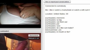 webchat #226 one give horny slats flashs
