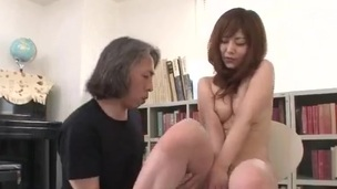 Miku Airi gets to be wild about will not hear of teacher at m'lange