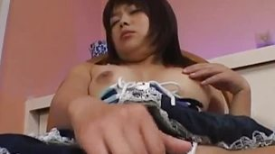 Nao has calvous twat fucked with vibrators