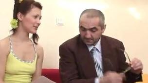 Sensuous Russian learner Natasha Has xxx back Her chaplain