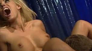 Hot and abandoned porn sweetheart Tabitha Stevens gets fucked in nasty and hot creep