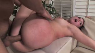 Start stroking like not ever before examining this nice-looking xxx action! Open wide at seductive latitudinarian Bailey Blue performing fellatio before getting cookie bursting by dong.